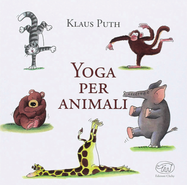 Yoga per animali