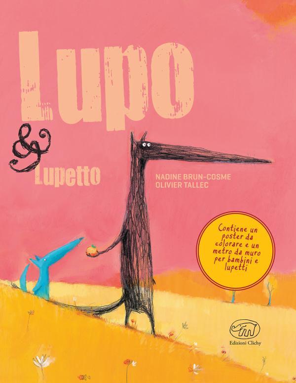 Lupo & Lupetto Maxi