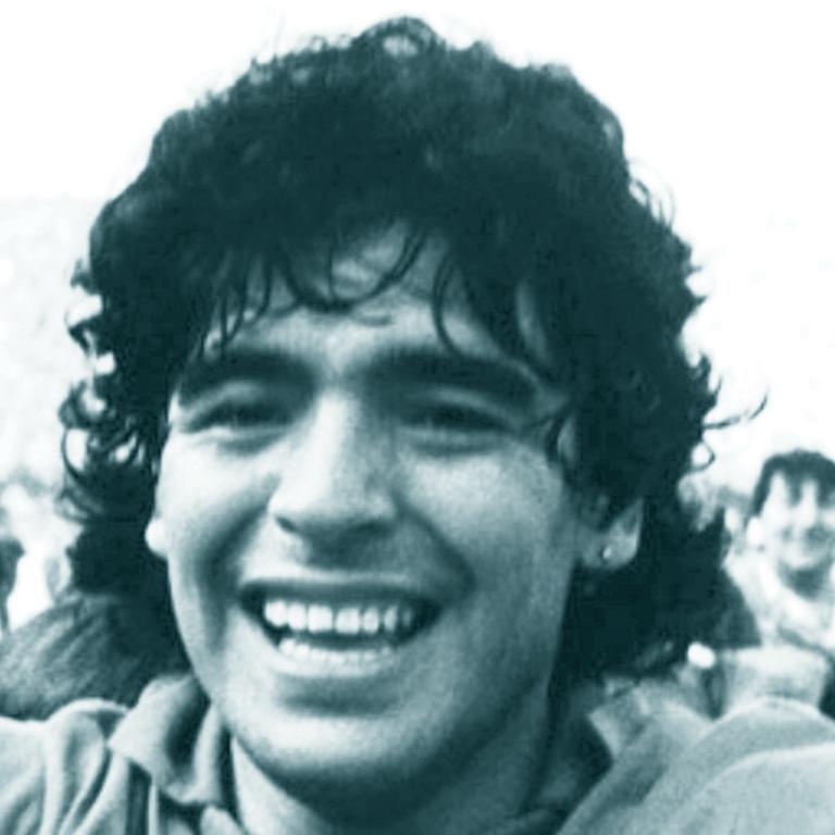 Presentazione: Diego Armando Maradona
