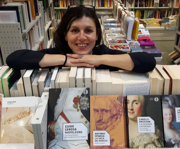 Il consiglio di Roberta Perugini & co: Libreria Libraccio di Firenze