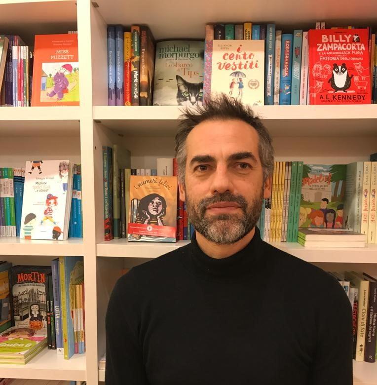 Il consiglio di David Tolin: Libreria Pel di Carota di Padova