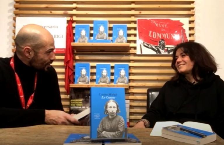 La Comune: Jonas Onidi incontra Chiara Di Domenico